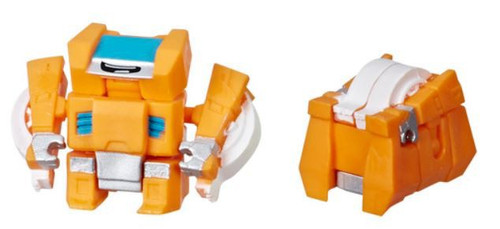 Transformers BotBots Series 1 Sticky McGee Mystery Minifigure [Backpack Bunch Loose]