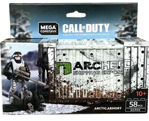 Call of Duty Arctic Armory Set