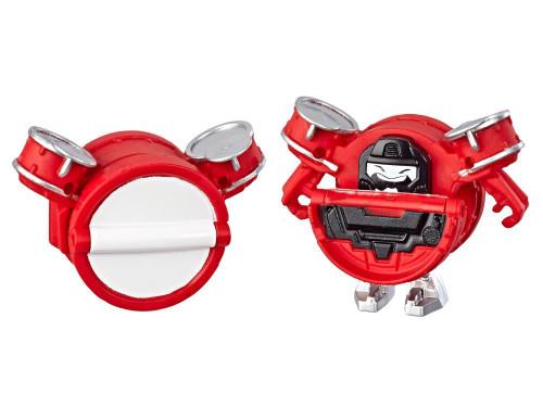 Transformers BotBots Series 2 Dumbeats Mystery Minifigure [Music Mob Loose]