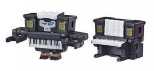 Transformers BotBots Series 2 Grampiano Mystery Minifigure [Music Mob Loose]