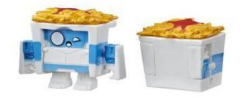 Transformers BotBots Series 2 Nacho Problem Mystery Minifigure [Greaser Gang Loose]