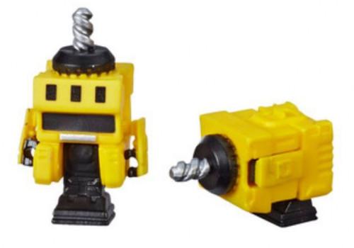 Transformers BotBots Series 1 Major Lee Screwge Mystery Minifigure [Shed Heads Loose]