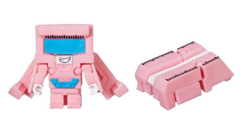 Transformers BotBots Series 1 Slappyhappy Mystery Minifigure [Backpack Bunch Loose]