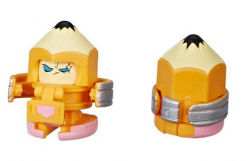 Transformers BotBots Series 1 Point Dexter Mystery Minifigure [Backpack Bunch Loose]