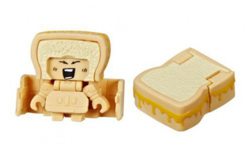 Transformers BotBots Series 1 Angry Cheese Mystery Minifigure [Greaser Gang Loose]