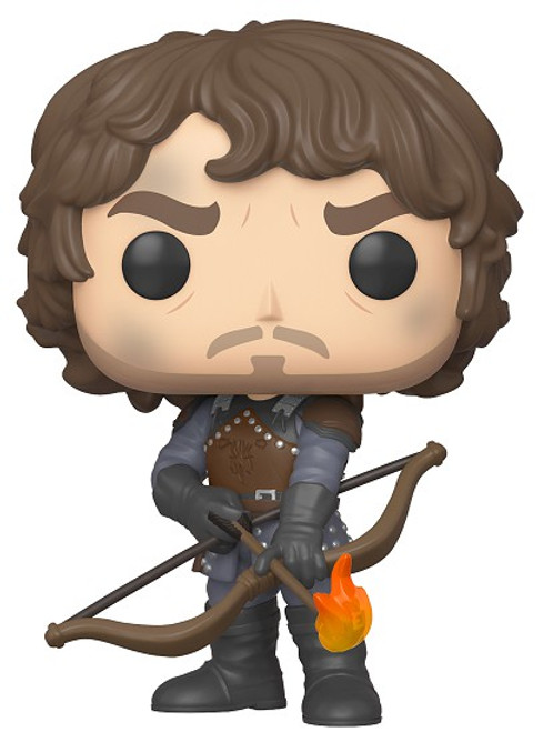 Funko Game of Thrones POP! TV Theon Vinyl Figure [with Flamming Arrows]