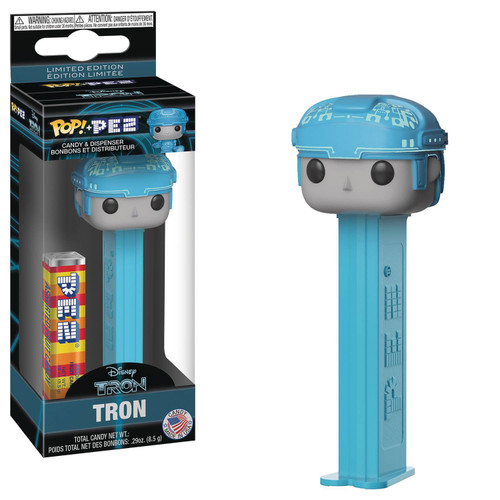 Funko POP! PEZ Tron Candy Dispenser