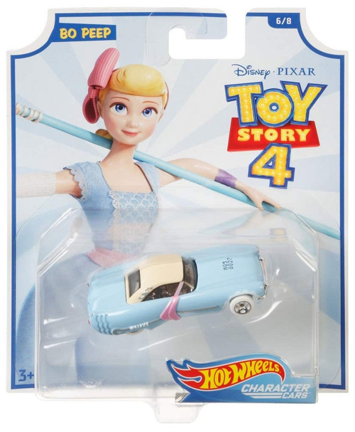 Toy Story 4 Hot Wheels Bo Peep Die-Cast Car