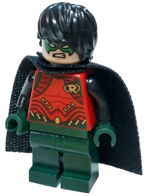 LEGO DC Universe Super Heroes Batman II Robin Minifigure [Loose]