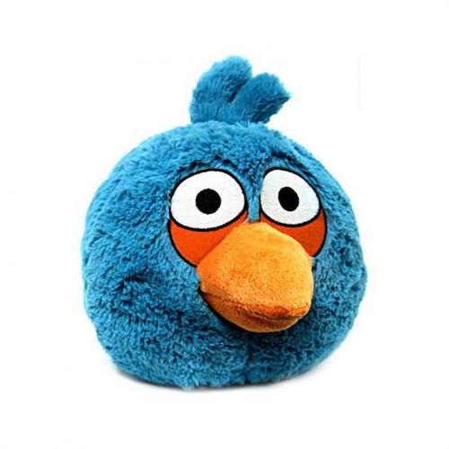 Angry Birds Blue Bird 5-Inch Plush [With Sound]