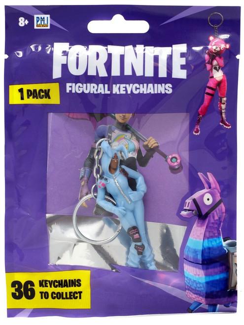 Fortnite Figural Keychains Bunny Brawler Keychain