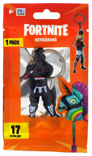 Fortnite Keychains Series 1 Black Knight Keychain