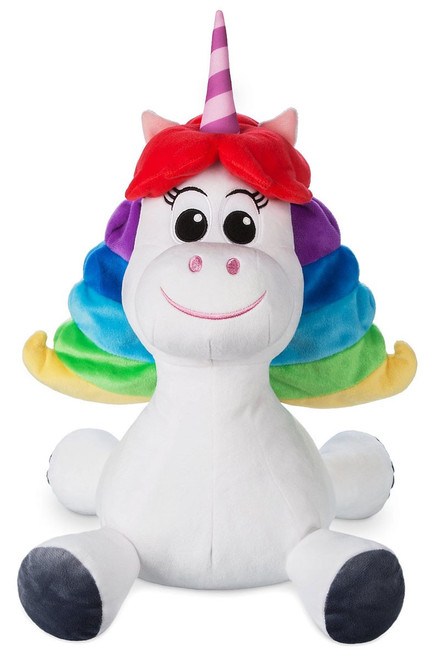 Disney / Pixar Inside Out Rainbow Unicorn Exclusive 16-Inch Medium Plush