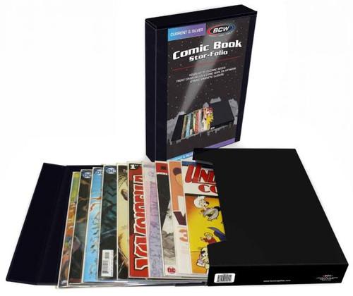 Comic Supplies Comic Book Stor-Folio