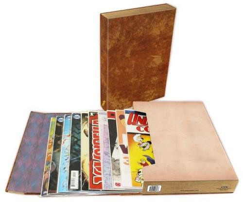 Comic Supplies Comic Book Stor-Folio [Leather Book]