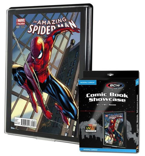 Comic Supplies Current Comic Book Showcase [UV Protection]