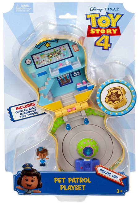 Toy Story 4 Pet Patrol Playset