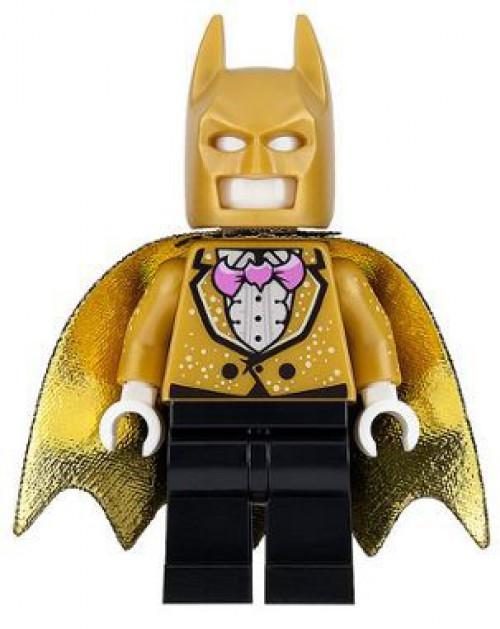 DC Universe Super Heroes The LEGO Batman Movie Batman - The Bat-Pack Batsuit Minifigure [Loose]