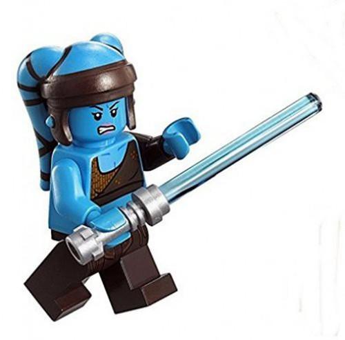 LEGO Star Wars Expanded Universe Aayla Secura Minifigure [Loose]
