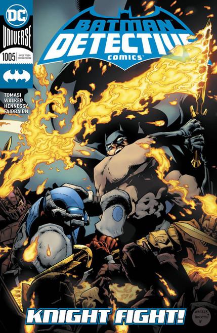 DC Detective Comics #1005 Comic Book