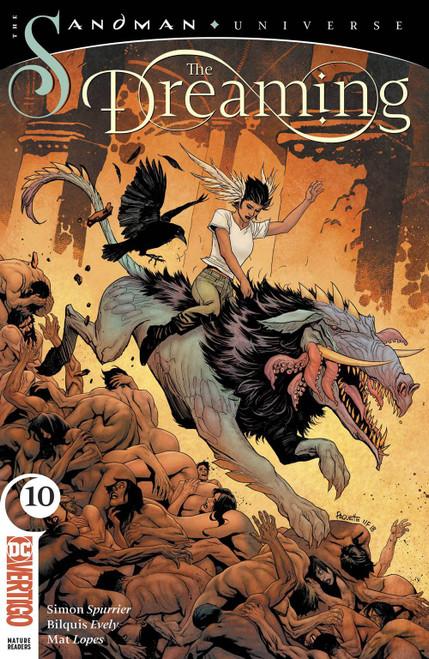 DC Dreaming #10 The Sandman Universe Comic Book