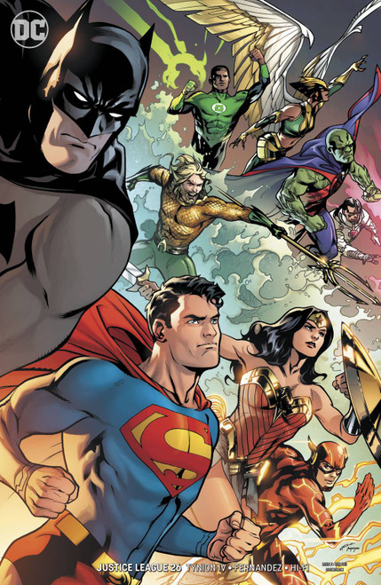 DC Justice League #26 Comic Book