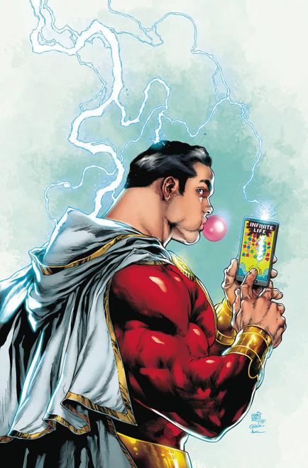 DC Shazam! #7 Comic Book [Oclair Albert Variant Cover]