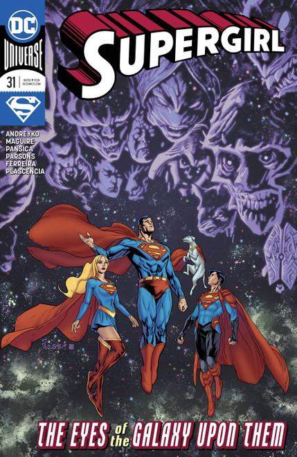 DC Supergirl #31 Comic Book
