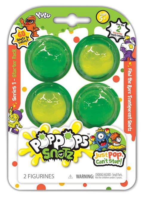 Pop Pops Series 1 Snotz Starter Pack [6-Pack]
