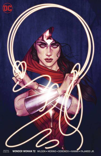 DC Wonder Woman #72 Comic Book [Jenny Frison Variant Cover]