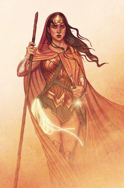 DC Wonder Woman #73 Comic Book [Jenny Frison Variant Cover]