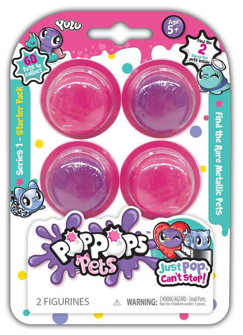 Pop Pops Series 1 Pets Starter Pack [6-Pack]