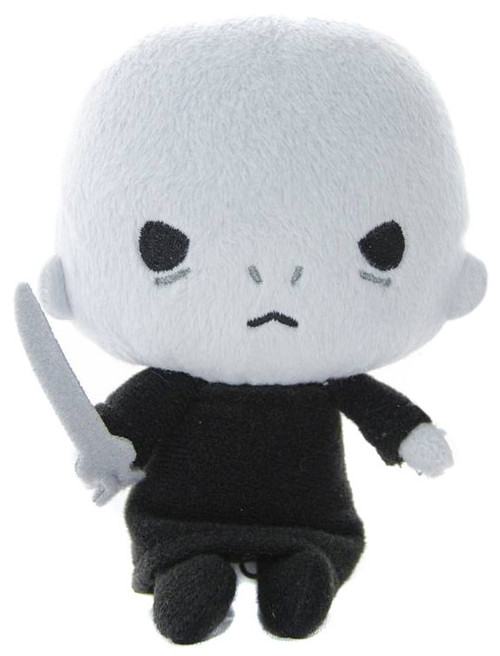 Harry Potter Charms Lord Voldemort 4-Inch Plush