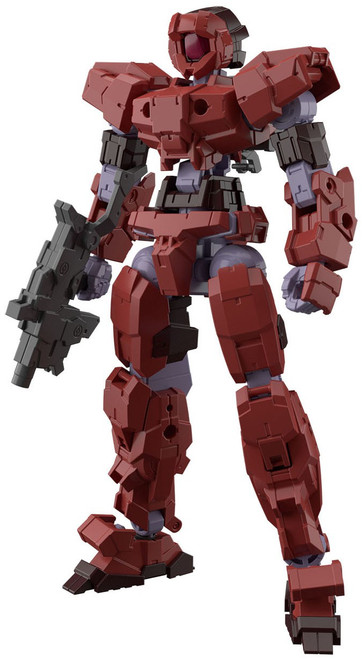 30 Minute Missions 30 MM eEXM-17 5-Inch Model Kit #07 [Alto Red]