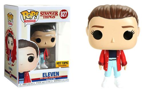Funko Stranger Things POP! TV Eleven Exclusive Vinyl Figure #827 [Season 3]