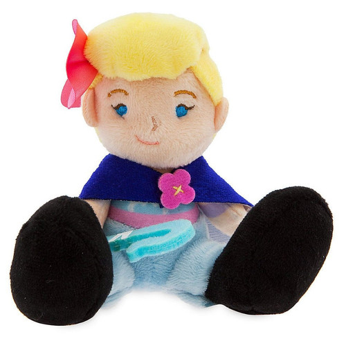 Disney Toy Story Tiny Big Feet Bo Peep Exclusive 4-Inch Micro Plush [Toy Story 4, Blue Top]