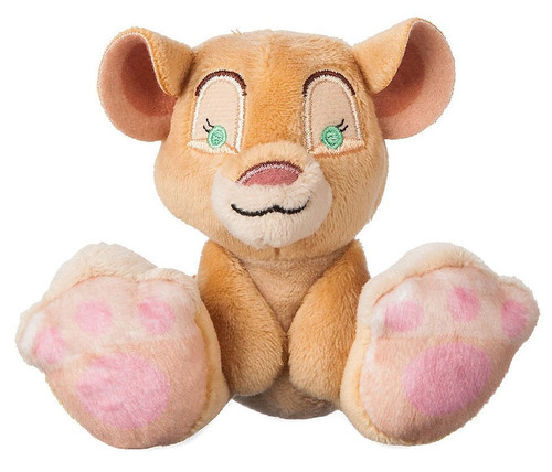 Disney The Lion King Tiny Big Feet Nala Exclusive 3.75-Inch Micro Plush