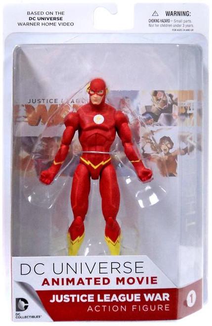 DC Justice League War The Flash Action Figure