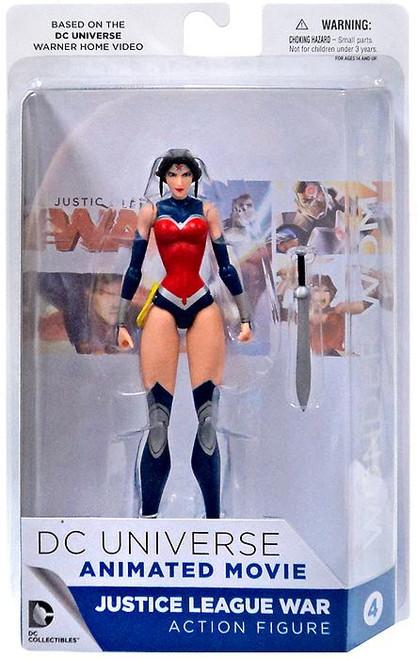 DC Justice League War Wonder Woman Action Figure