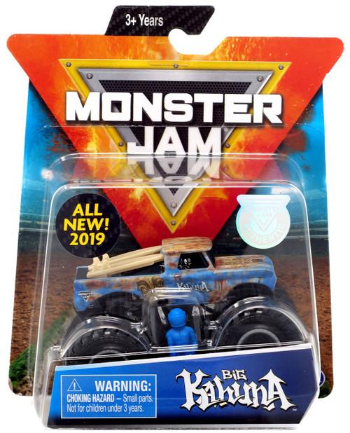 Monster Jam Big Kahuna Diecast Car