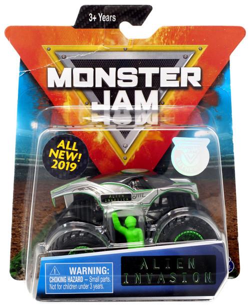 Monster Jam Alien Invasion Diecast Car