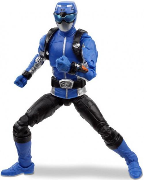 Power Rangers Beast Morphers Lightning Collection Blue Ranger Action Figure [BM]