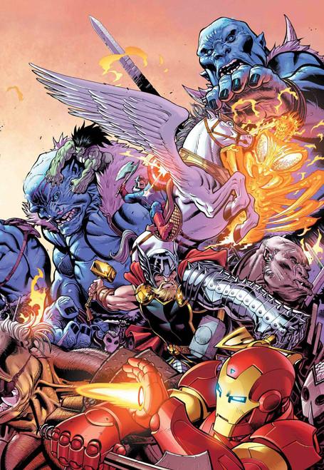 Marvel Comics Avengers #20 Comic Book