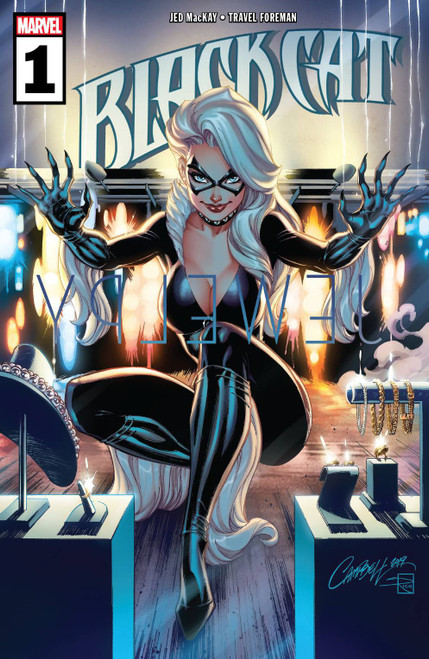 Marvel Comics Black Cat #1 Comic Book