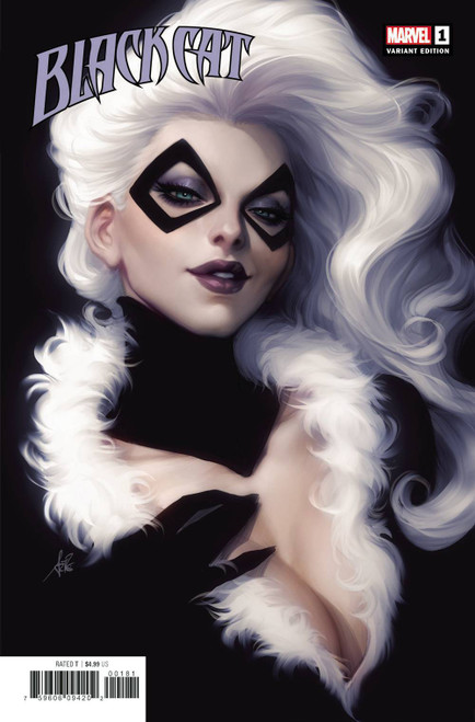 Marvel Comics Black Cat #1 Comic Book [Artgerm Variant Cover]