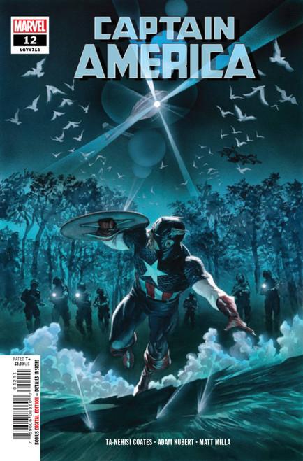 Marvel Captain America #12 Comic Book