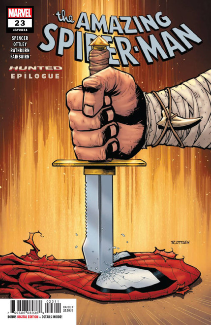 Marvel Comics Amazing Spider-Man #23 Comic Book
