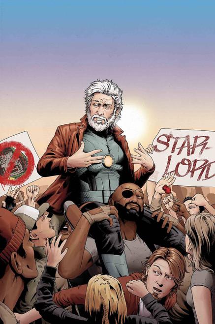 Marvel Comics Old Man Quill #6 Comic Book