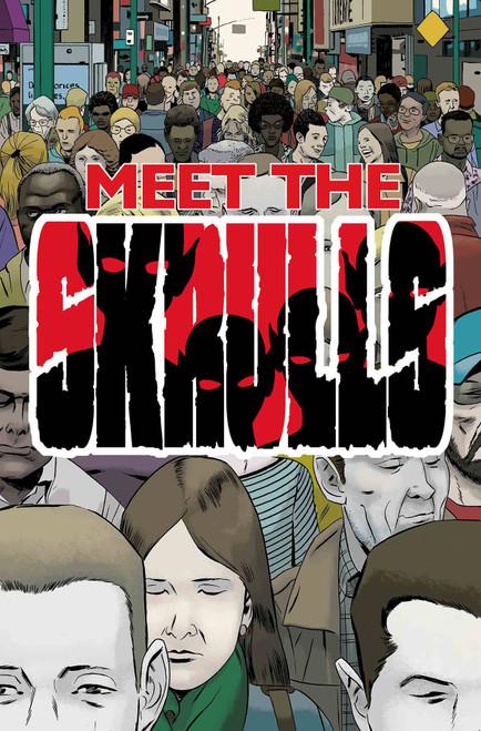Marvel Comics Meet the Skrulls #5 Comic Book