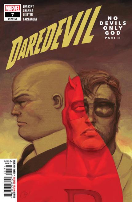 Marvel Comics Daredevil #7 Comic Book